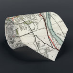 "Vintage Map of Kansas City Missouri (1920) Tie<br><div class=""desc"">This is a vintage map of Kansas City Missouri produced in 1920.</div>"