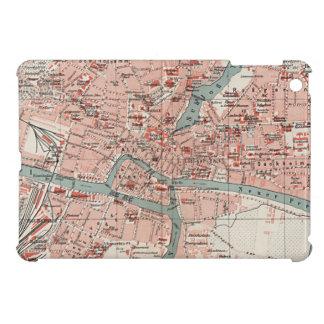 Vintage Map of Königsberg Germany (1905) iPad Mini Case