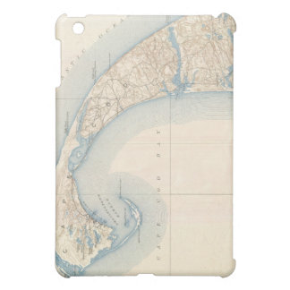 Vintage Map of Lower Cape Cod iPad Mini Cover