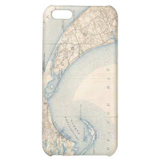 Vintage Map of Lower Cape Cod iPhone 5C Cover