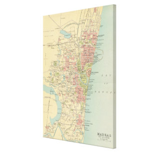 Madras India Map.Madras India Map Gifts On Zazzle