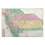 Vintage Map of Maine (1827) Placemat