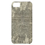 Vintage Map of Moscow (1893) Cover For iPhone 5C