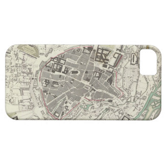 Vintage Map of Munich Germany (1832) iPhone 5 Cover