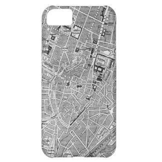 Vintage Map of Munich Germany (1884) iPhone 5C Cover