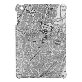 Vintage Map of Munich Germany (1884) iPad Mini Cover