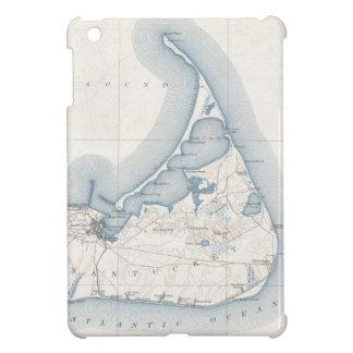 Vintage Map of Nantucket 1919 iPad Mini Case