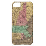 Vintage Map of New England (1836) Case For iPhone 5C