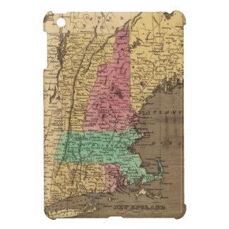 Vintage Map of New England (1836) iPad Mini Case