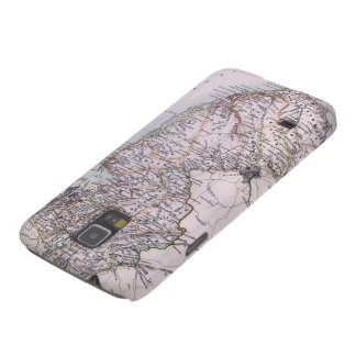 Vintage Map of New Jersey (1884) Galaxy S5 Cover