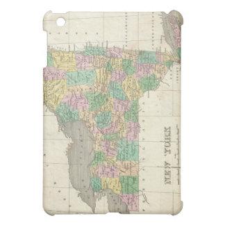 Vintage Map of New York (1827) iPad Mini Cover