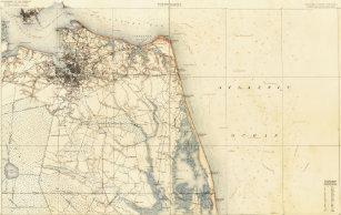 Old Virginia Map Art Wall Decor Zazzle