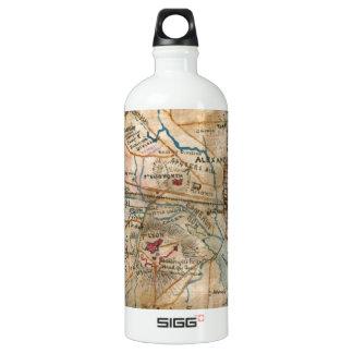 Vintage Map of Northeastern Virginia (1862) SIGG Traveler 1.0L Water Bottle