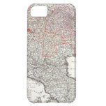 Vintage Map of Northern Italy (1720) iPhone 5C Covers