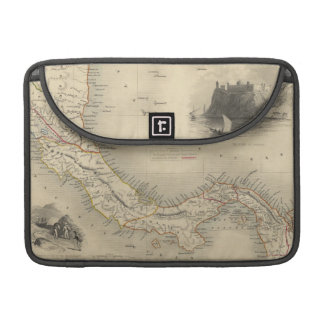 Vintage Map of Panama (1851) MacBook Pro Sleeve
