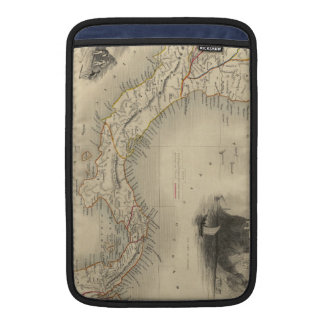 Vintage Map of Panama (1851) Sleeve For MacBook Air