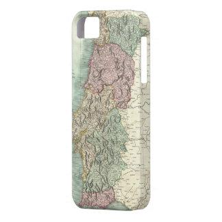 Vintage Map of Portugal (1801) iPhone SE/5/5s Case