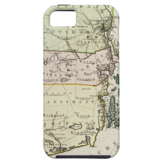 Vintage Map of Rhode Island (1797) iPhone 5 Case
