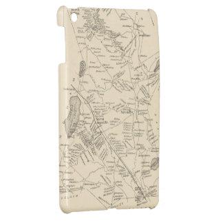Vintage Map of Salem Massachusetts (1892) iPad Mini Case