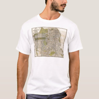 Vintage Map of San Francisco (1932) T-Shirt