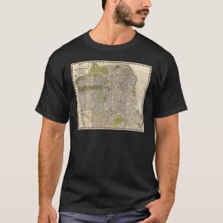 Vintage Map of San Francisco (1932) T-Shirt