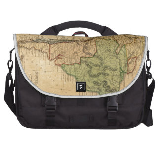 Vintage Map of South America (1821) Laptop Bags