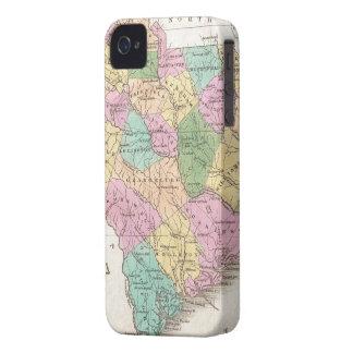 Vintage Map of South Carolina (1827) iPhone 4 Case-Mate Case