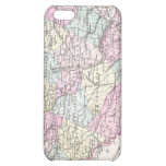 Vintage Map of South Carolina (1855) Case For iPhone 5C