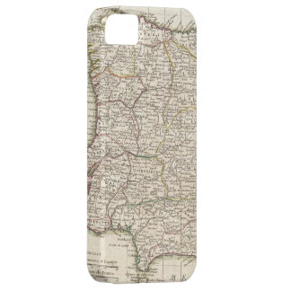 Vintage Map of Spain (1775) iPhone SE/5/5s Case