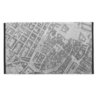 Vintage Map of Stuttgart Germany (1794) iPad Folio Cases