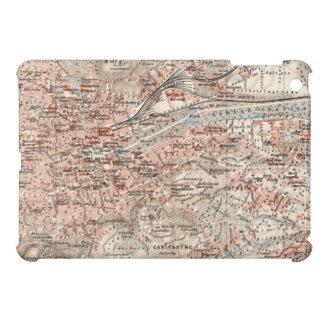 Vintage Map of Stuttgart Germany (1909) iPad Mini Cover