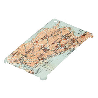 Vintage Map of Syracuse Italy (1905) Cover For The iPad Mini