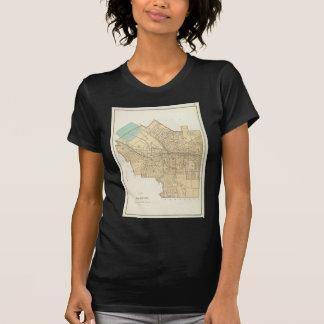Vintage Map of Syracuse New York (1895) T-Shirt