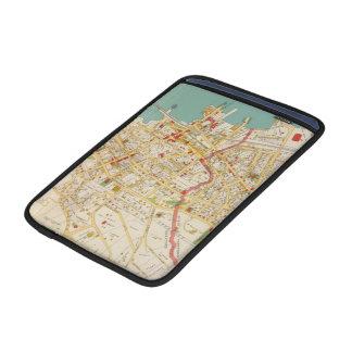 Vintage Map of Tarrytown New York (1893) Sleeves For MacBook Air