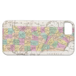 Vintage Map of Tennessee (1827) iPhone 5 Covers