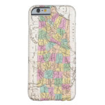Vintage Map of Tennessee (1827) iPhone 6 Case