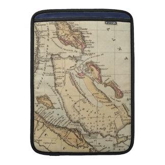 Vintage Map of The Bahamas (1823) MacBook Sleeve