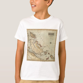 Vintage Map of The Bahamas (1823) T-Shirt