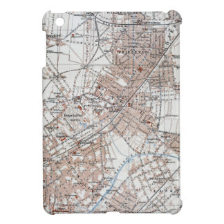 Vintage Map of The Berlin Germany Suburbs (1914) Cover For The iPad Mini