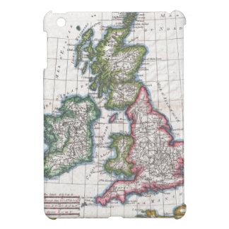 Vintage Map of The British Isles (1780) iPad Mini Case