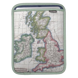 Vintage Map of The British Isles (1780) Sleeve For iPads