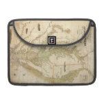 Vintage Map of The Chesapeake Bay (1840) Sleeve For MacBook Pro