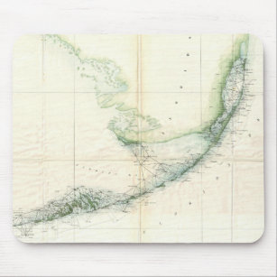 Old Florida Maps.Old Florida Map Mouse Pads Zazzle