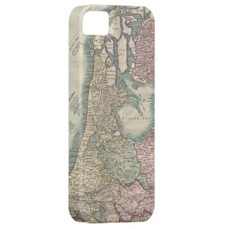 Vintage Map of The Netherlands (1799) iPhone SE/5/5s Case
