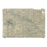 Vintage Map of The Richmond Virginia Area (1864) Case For The iPad Mini