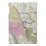 Vintage Map of The Western United States (1846) iPad Mini Cases