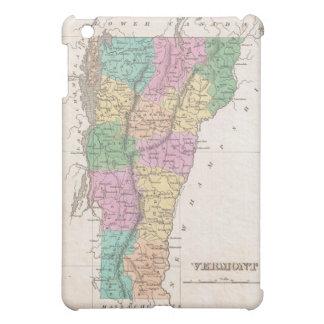 Vintage Map of Vermont (1827) iPad Mini Covers