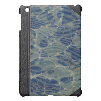 Vintage Marbled Paper Book Cover Mini Case iPad Mini Case