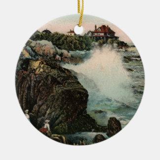Vintage Marblehead Ornament