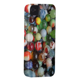 Vintage Marbles iPhone 4 Case-Mate Case